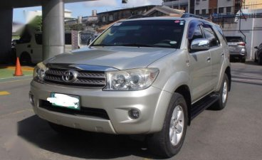 Silver Toyota Fortuner for sale in Parañaque City