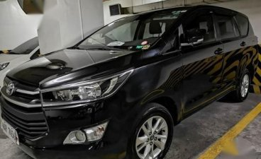 Sell Black Toyota Innova in Mandaluyong