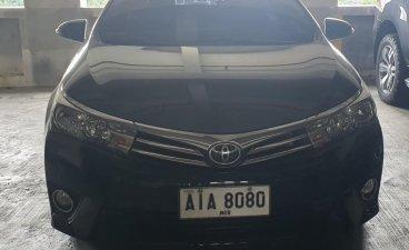 Black Toyota Corolla altis for sale in Manila