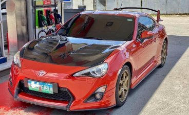 Orange Toyota 86 for sale in Valenzuela