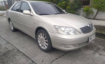 Silver Toyota Camry 2004 for sale in Manila
