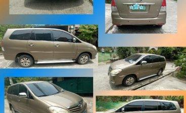 Sell Grey Toyota Innova in Manila