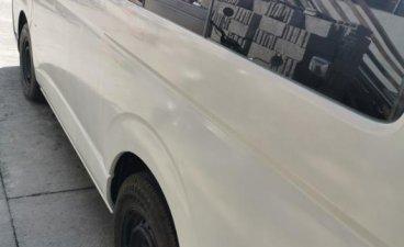 White Toyota Hiace for sale in Cebu City