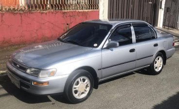 Sell Grey 1997 Toyota Corolla Big Body Manual in Quezon City