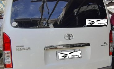 Selling White Toyota Hiace in Orion