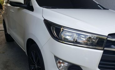 Selling White Toyota Innova 2017 in Parañaque City