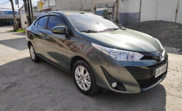 Grey Toyota Vios 1.5 E (A) 2019 for sale in San Fernando