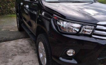 Sell Black 2017 Toyota Hilux Double Cab Turbo in La Trinidad