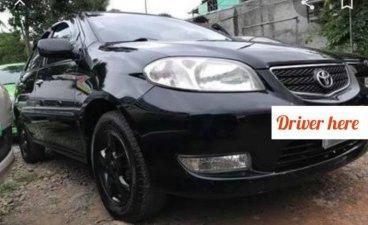 Selling Black Toyota Vios 2018 in Plaridel