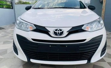 White Toyota Vios 2020 for sale in Santiago