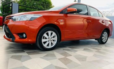 Sell Orange 2018 Toyota Vios in Santiago