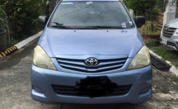 Blue Toyota Innova for sale in Quezon