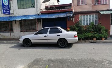 White Toyota Corolla for sale in Morong