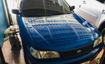 Selling Blue Toyota Corolla 2002 in Pasay