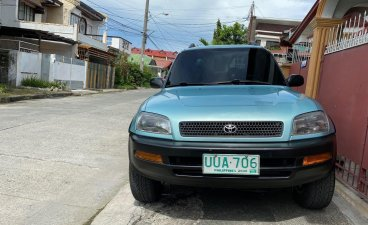 BLue Toyota Rav4 1997 for sale in Parañaque