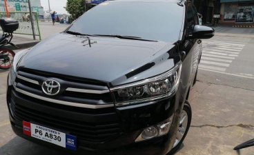 Black Toyota Innova for sale in Manila