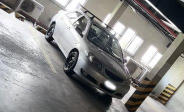 Selling Silver Toyota Vios 2007 in Muntinlupa