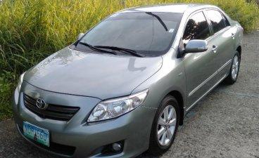 Silver Toyota Corolla Altis 2010 for sale in Quezon City