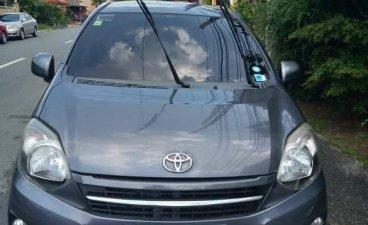 Grey Toyota Wigo for sale in Marikina