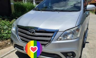 Silver Toyota Innova for sale in Santa Rosa