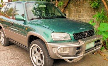 Selling Green Toyota Rav4 1999 in Imus