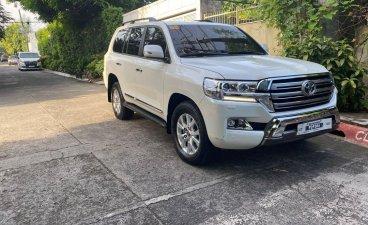 Sell White 2019 Toyota Land Cruiser in Makati