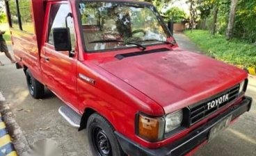 Red Toyota tamaraw for sale in Pasig