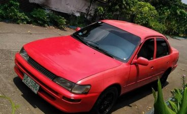 Sell Red 1997 Toyota Corolla in Bulacan