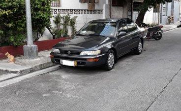 Sell Grey 1994 Toyota Corolla Wagon in Manila