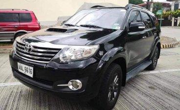 Selling Black Toyota Fortuner in Manila