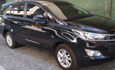 Black Toyota Innova for sale in San Juan