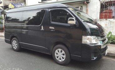 Sell Black Toyota Grandia in Quezon City