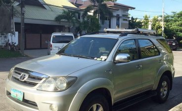 Sell Silver 2005 Toyota Fortuner in Manila