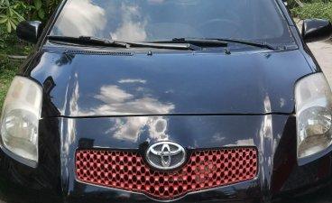 Sell Black 2007 Toyota Yaris in Tanauan