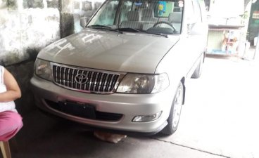 Sell Silver 2003 Toyota Revo in Rizal