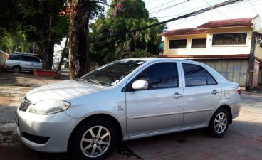 Silver Toyota Vios for sale in Quezon City