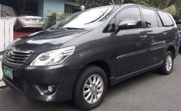 Sell Black Toyota Innova in Manila