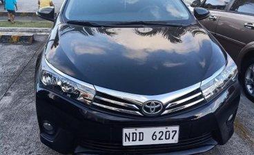 Black Toyota Corolla altis for sale in Rizal
