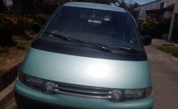 Selling Blue Toyota Estima in Manila