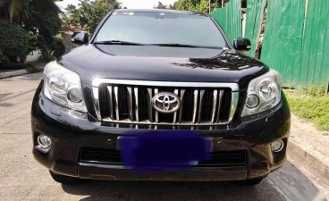 Black Toyota Land Cruiser Prado 2013 for sale in Mandaluyong