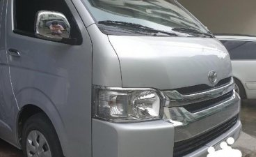 Silver Toyota Grandia 2015 for sale in Manila