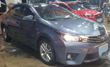 Sell Grey Toyota Corolla Altis 2015 in Quezon City
