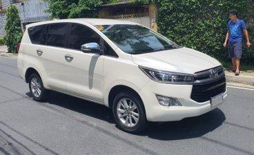 White Toyota Innova for sale in San Juan