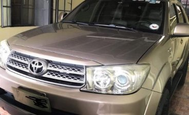 Silver Toyota Fortuner for sale in Muntinlupa