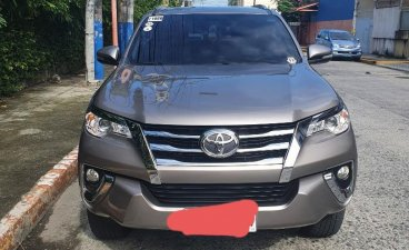 Grey Toyota Fortuner for sale in Manila