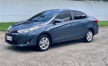 Selling Silver Toyota Vios in Parañaque