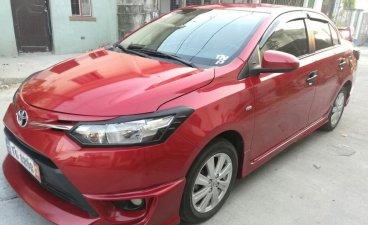 Selling Red Toyota Vios in Imus