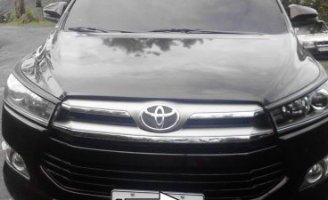 Black Toyota Innova 2018 for sale in Baguio