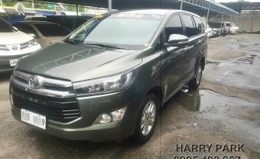 Sell Grey Toyota Innova 2016 in Pasay