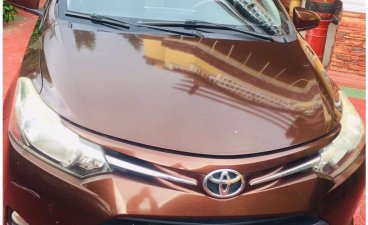 Brown Toyota Vios for sale in Batangas